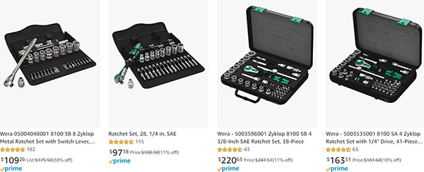 Wera Hand Tool Early Black Friday 2020 Tool Deals Page 3