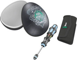 `Wera Limited Edition Rebel Kraftform Kompact 20 Bit Driver Set