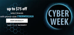 Acme Tools Cyber Week Coupon 12-1-2020