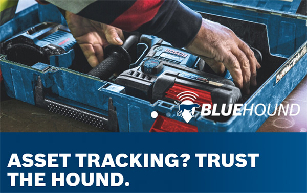 Bosch Bluehound: Tool Tracker Tech Comes to USA 5+ Years Later