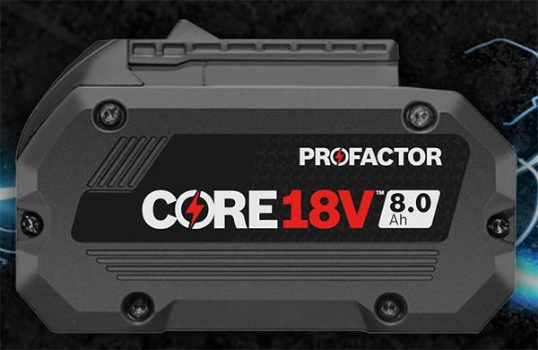 Bosch Profactor 18V Battery