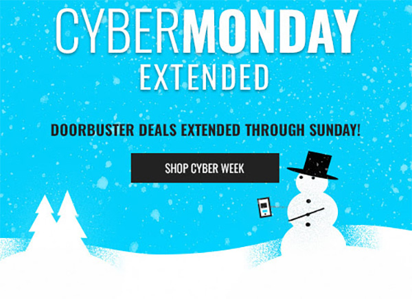 CPO Tools Cyber Week Extended sale