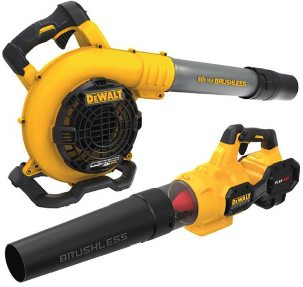 Dewalt FlexVolt Cordless Outdoor Power Tools - Blowers