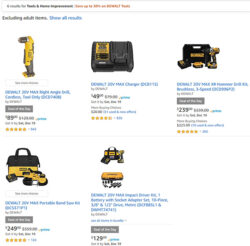 Dewalt Tool Deals of the Day 12-17-2020