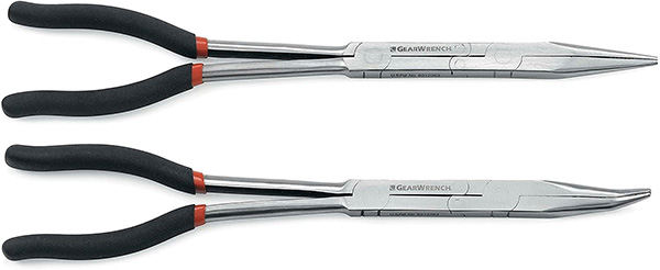 Gearwrench Double X Long-Reach Pliers 2pc Set