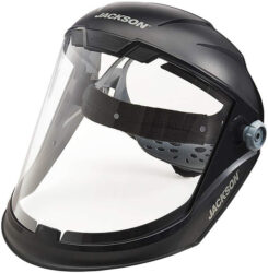Jackson Premium MaxView Face Shield