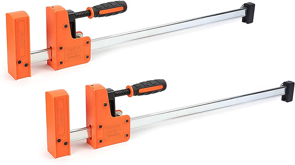 Jorgensen Parallel Clamps 2-pc Set