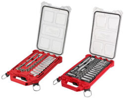 Milwaukee Packout Socket Sets Combo