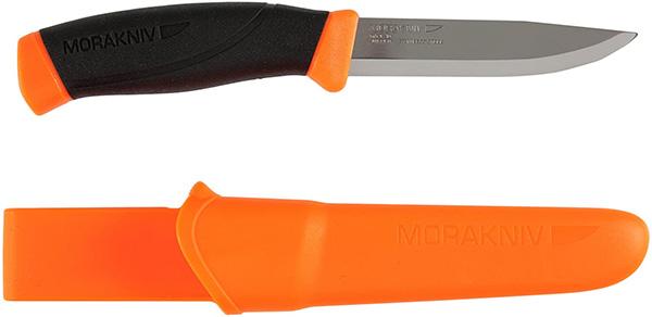 Mora Companion Knife Orange