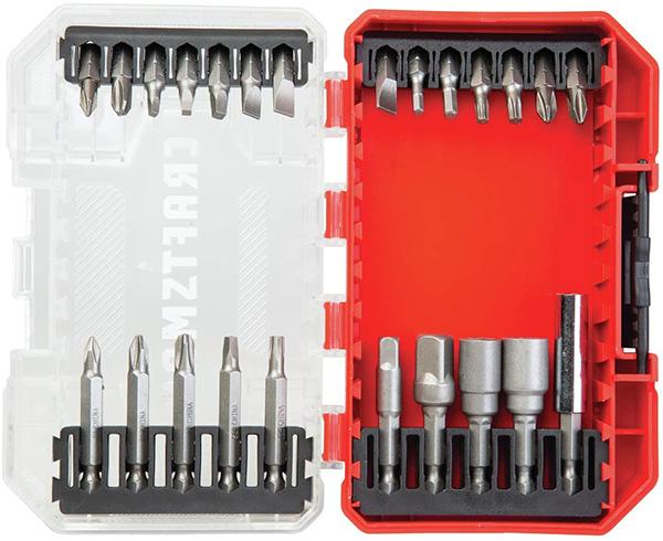 (Expired) Deal: Craftsman 24pc Screwdriver Bit Set for $3