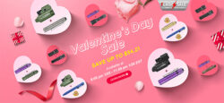 Olight LED Flashlight Valentines Day Sale 2021