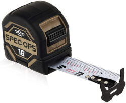 Spec Ops Tape Measure